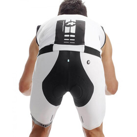 assos NS.superLeggera Mouwloof Fietsshirt Heren wit